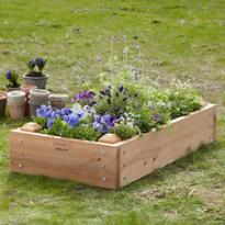 2' x 4' URBAN FARMER FLAT RAISED BED