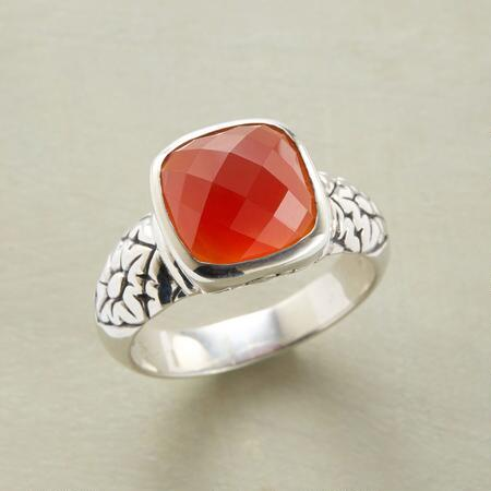 ORANGE BLOSSOM RING