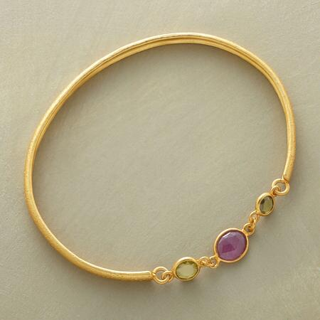 JEWELED BANGLE