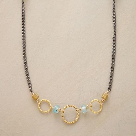 METAL MEDLEY NECKLACE