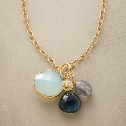 IN THE BALANCE NECKLACE