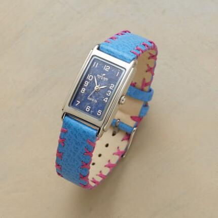 CROSS STITCH WATCH