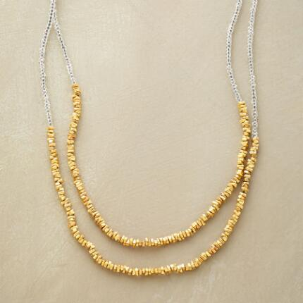 GLISTENING MIX NECKLACE