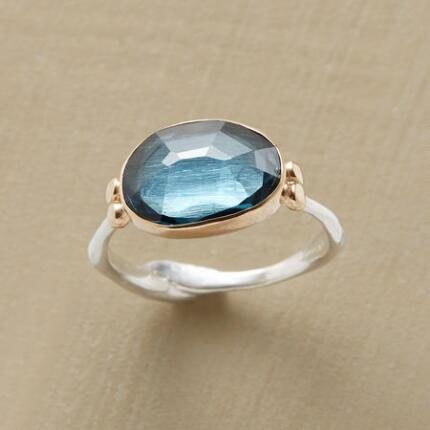 BEYOND BLUE RING