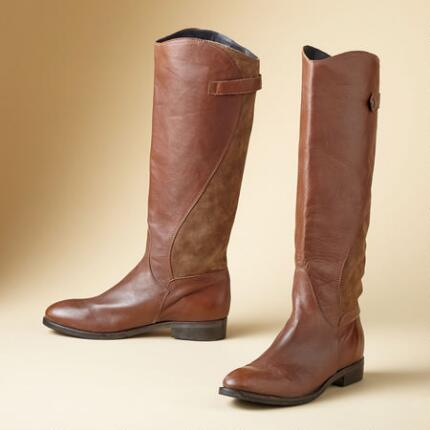 PERFECT PAIR RIDING BOOTS