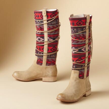 FRONTIER TALL BOOTS