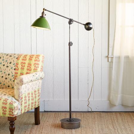 MAGNOLIA MILLS LAMP