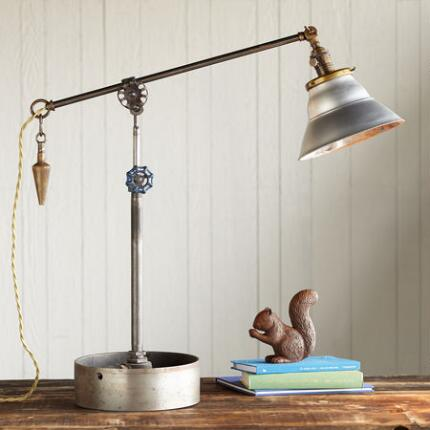 GORHAM LAMP