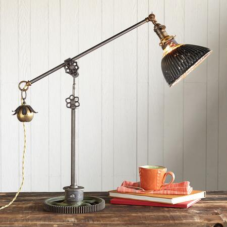 HIRAM WALKER LAMP