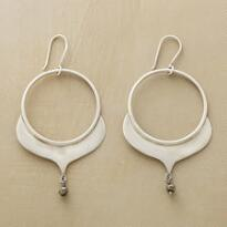 DESERT TWILIGHT HOOP EARRINGS