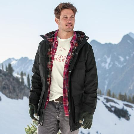 MOUNTAINTOP PARKA