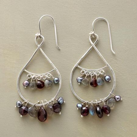 SPARKS & EMBERS EARRINGS