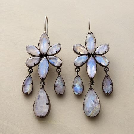 MOONGLOW CHANDELIER EARRINGS