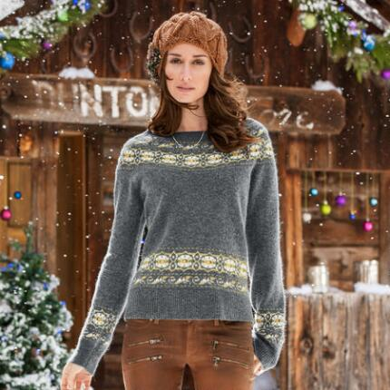 GO LOVELY SOFT TOUCH SWEATER