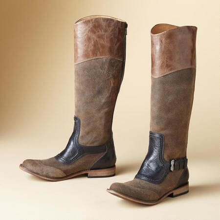 BELLE RIDING BOOTS