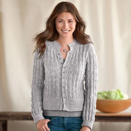 IN THE MIST CARDIGAN