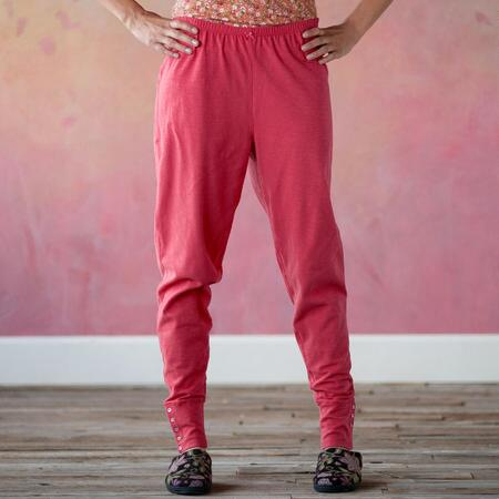 REVERIE SLEEPWEAR-CUFF PANTS