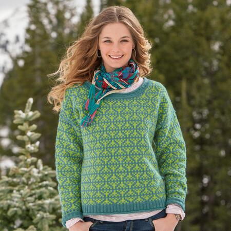 NORDIC DREAMS SWEATER