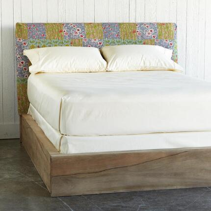 QUILTED HEADBOARD SLIPCOVER