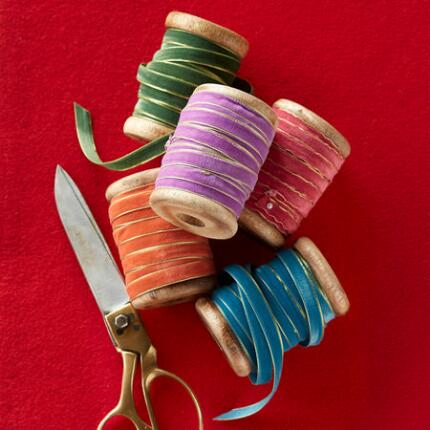 VERY VELVET RIBBONS, SET OF 5