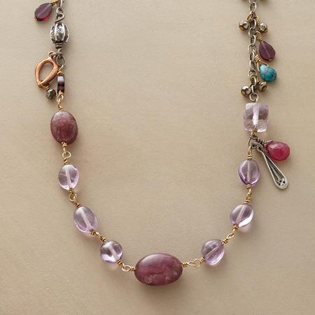DELICATE DIVERSIONS NECKLACE