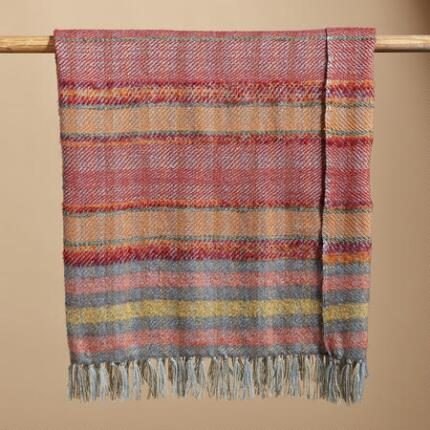 BOZEMAN FIRESIDE THROW BLANKET