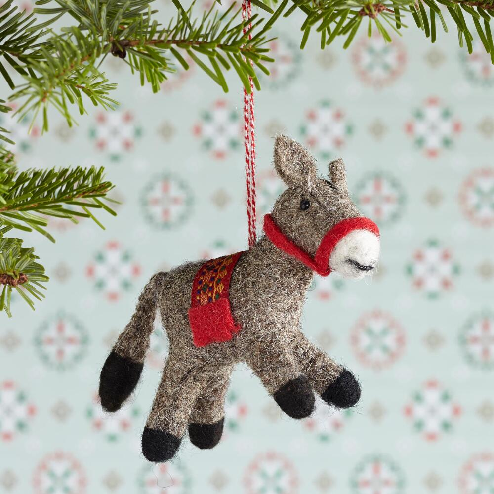 Donkey ornaments - Donkey Ornaments 45