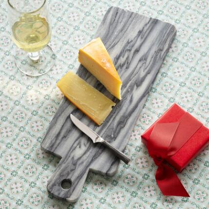 CIRRUS MARBLE CUTTING BOARD