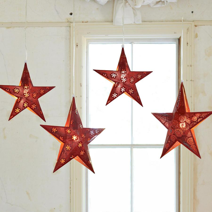 RED STAR LUMINARIAS