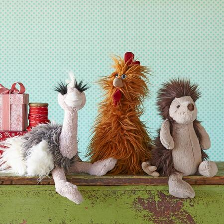 MOST WANTED MENAGERIE, SET OF 3