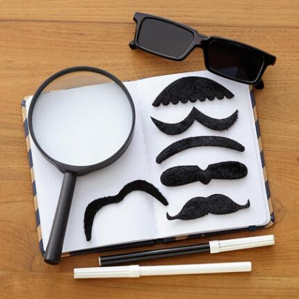 MAKE YOUR OWN SPY KIT