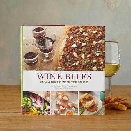 WINE BITES BOOK