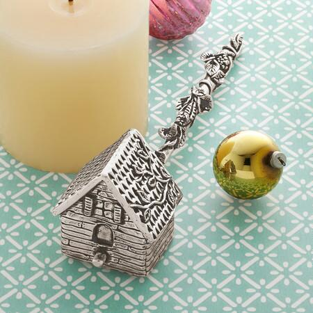 BIRDHOUSE CANDLE SNUFFER
