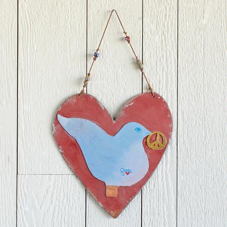 BLUEBIRD OF HAPPINESS MAGNET BOARD