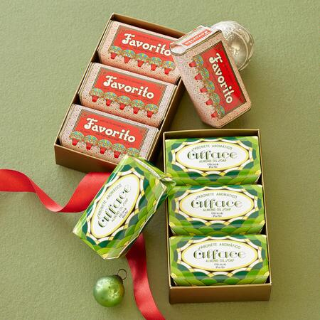 BELEZA GUEST SOAPS, SET OF 3