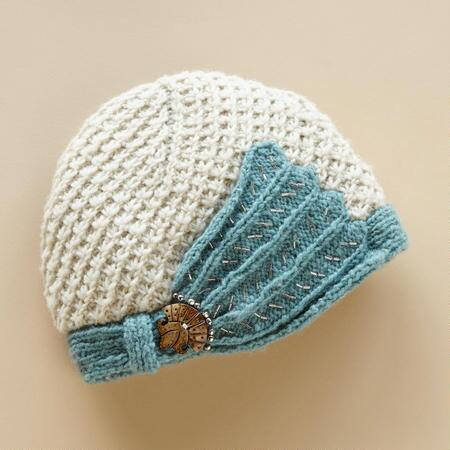 VINTAGE FLAIR HAT