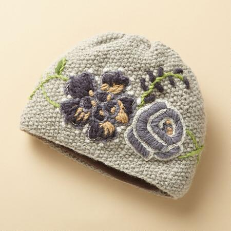 TIMELESS STITCHES HAT