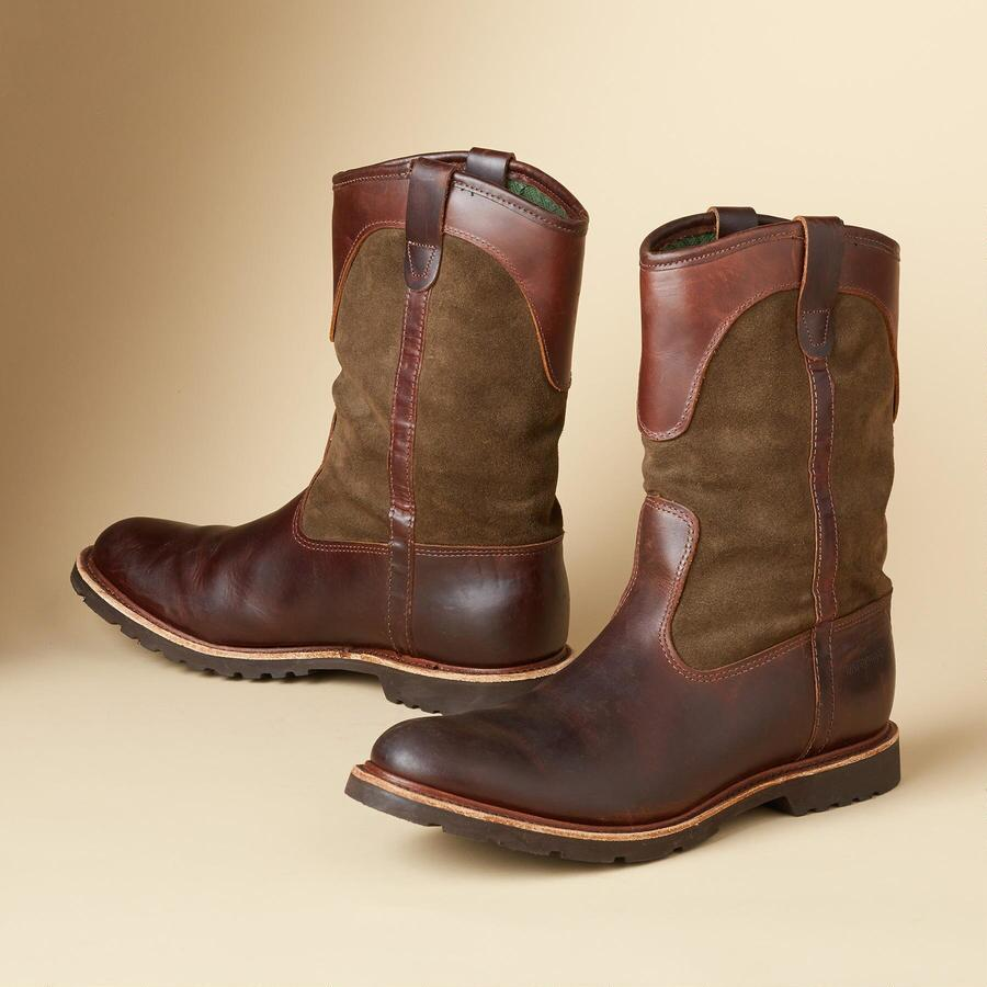 BECK PULL-ON BOOTS