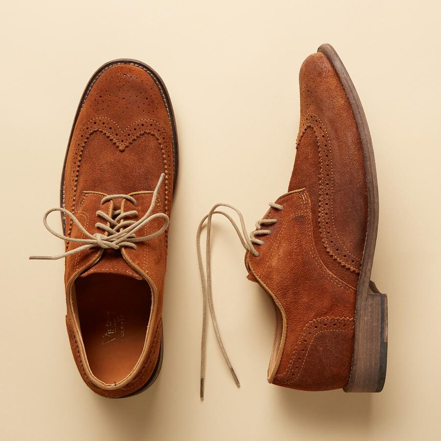 WARREN WINGTIP SHOE