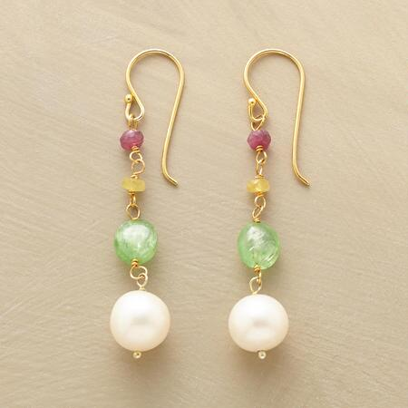 PEARL PRELUDE EARRINGS