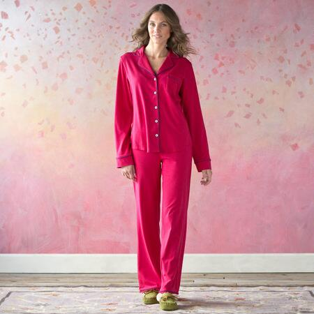 POWER PINK PAJAMAS