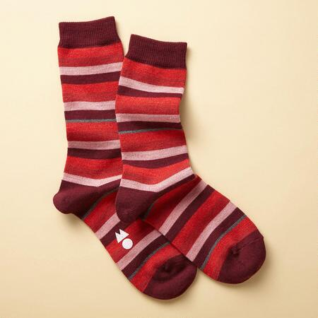 GLOBAL STRIPED SOCKS