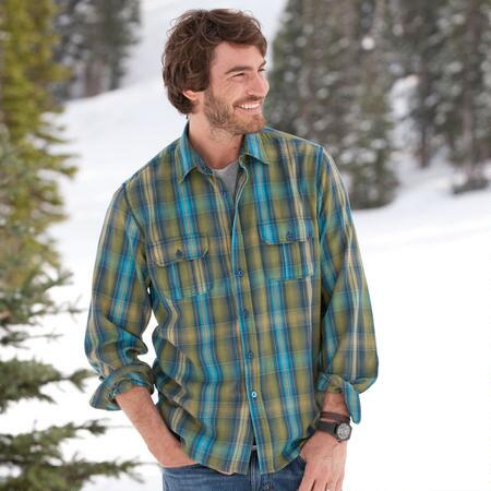 WORKHORSE PLAID SHIRT