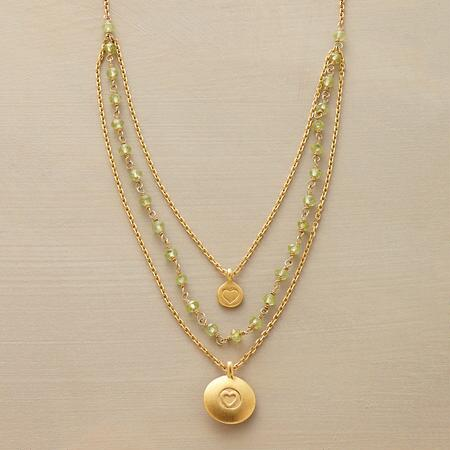 LOVE BLOSSOMS NECKLACE