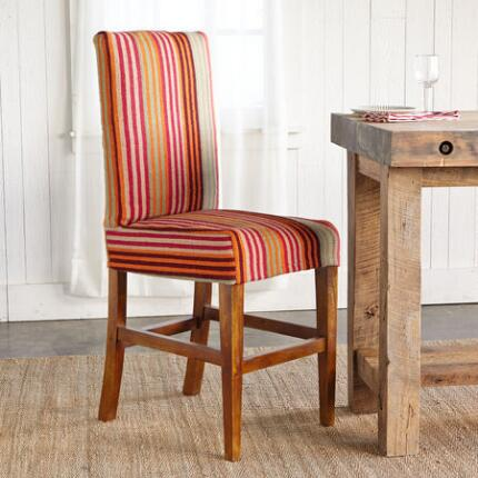 STREAMLINE STRIPE 24IN BARSTOOL