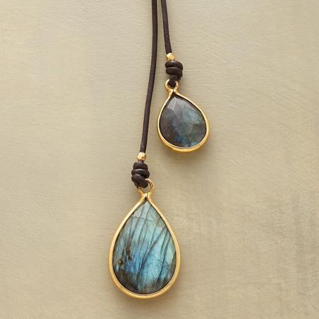 POINT & COUNTERPOINT NECKLACE