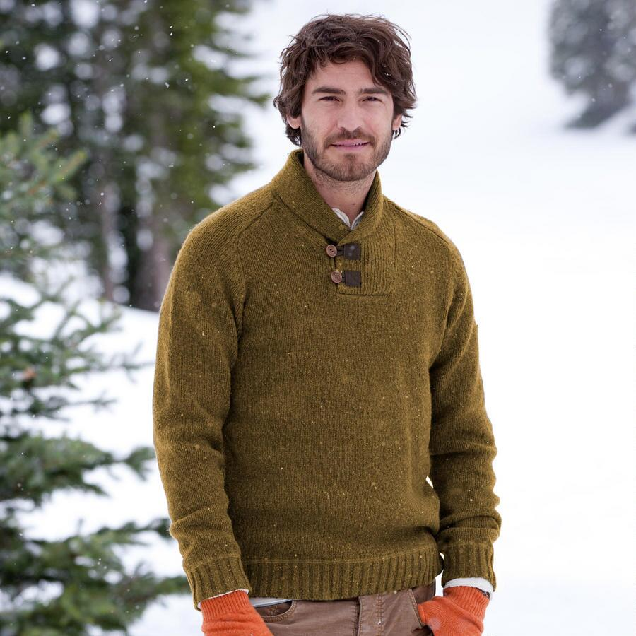 RIGGER SWEATER