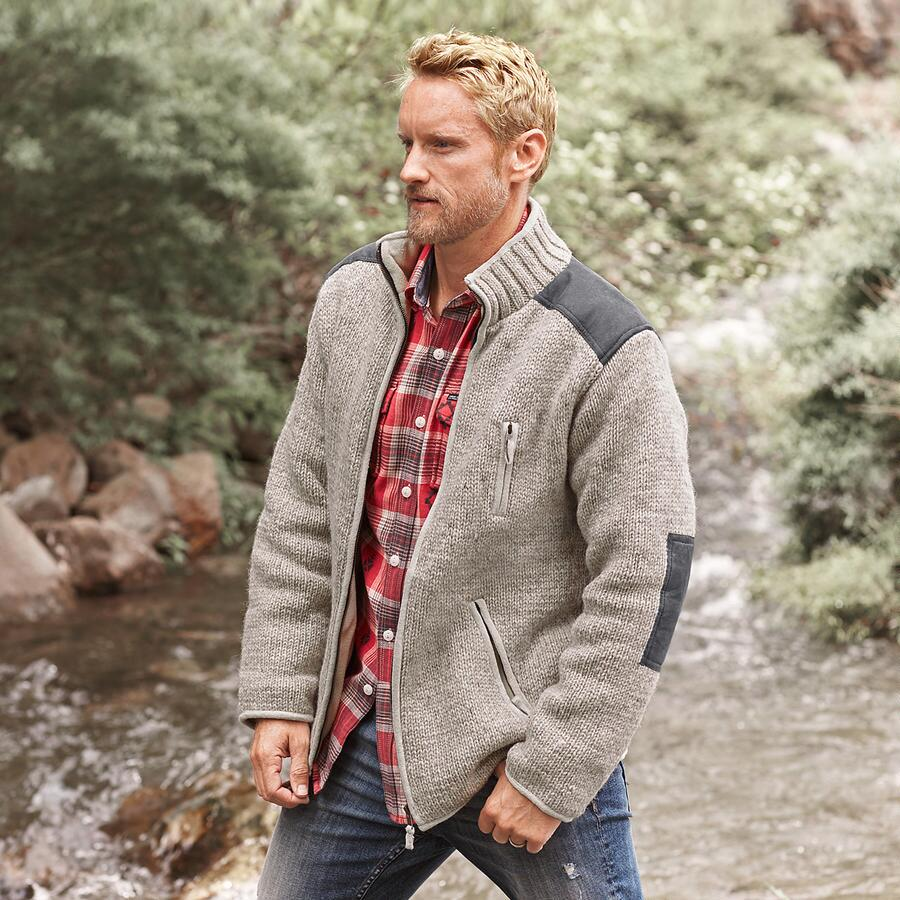 LIVINGSTON SWEATER JACKET