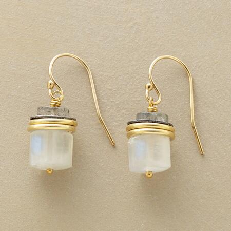 CLARITY BELL EARRINGS
