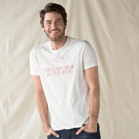 CATCHER IN THE RYE TEE